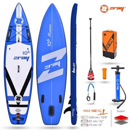 SUP Zray FURY PRO 10'6