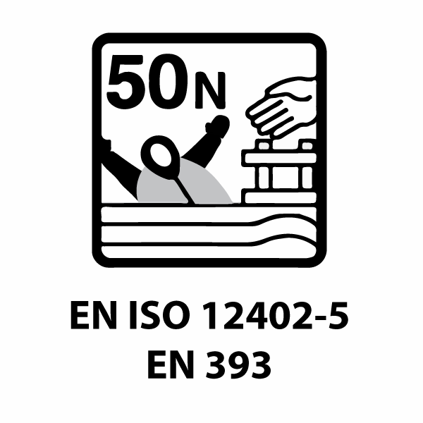 Certificat ISO 50N