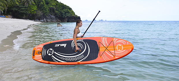 Pratique du Stand up Paddle