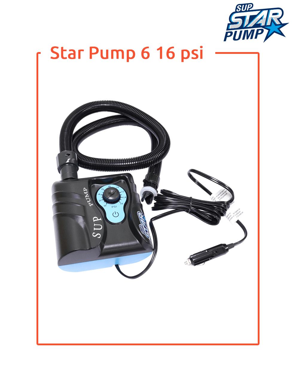 Starpump 6 16 PSI