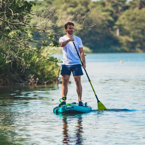 Pratique du Stand up Paddle